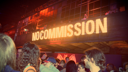 Vernissage No Commission