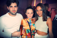 Marc Cain Fashion Show +++ Yardi Aftershow Party +++ Young Icons Award +++ Premiere Rocky Horror Show