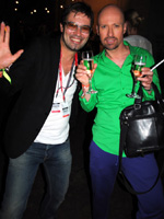 Fashion-Week 2012-Tag 0: Bread And Butter Opening Party mit Panjabi MC live